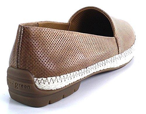Paul Green Slipper - cuoio braun Braun