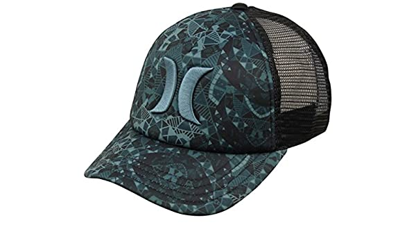 3ce2f70e273 Hurley One and Only Women s Trucker Hat - Seaweed   Desert Geo  Amazon.ca   Clothing   Accessories