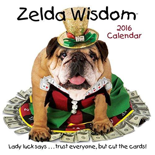Zelda Wisdom 2016 Wall Calendar]()