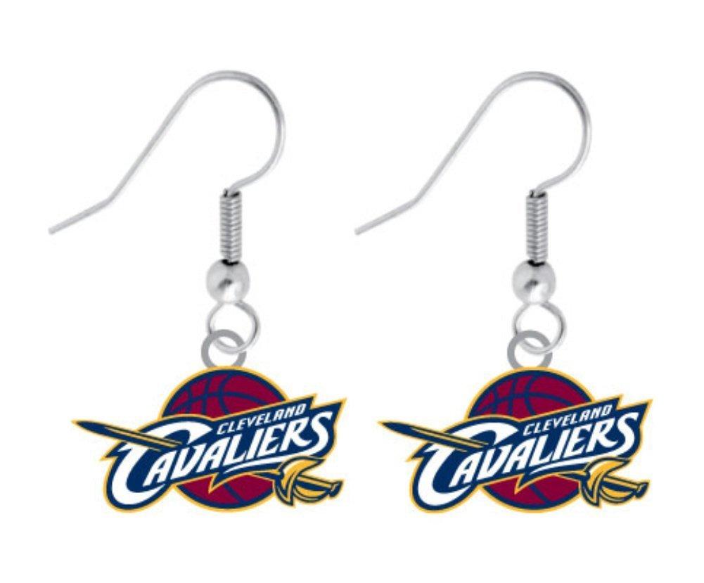 NBA Cleveland Cavaliers Dangler Earrings