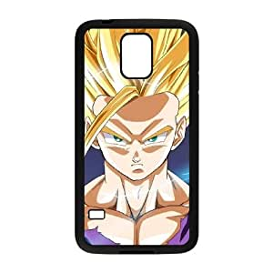 Samsung Galaxy S5 Cell Phone Case Black Dragon Ball Z 004 HIV6755169502738