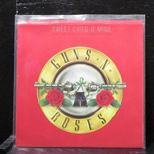 Guns N' Roses - Sweet Child O' Mine/It's So Easy (Live) - 7