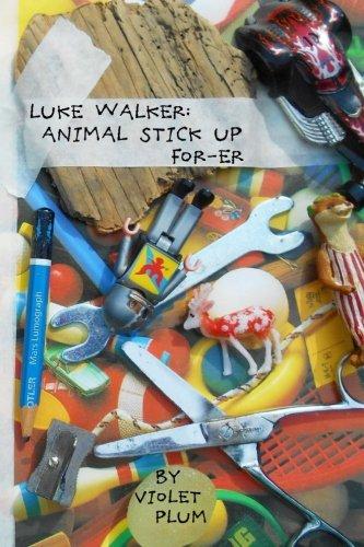 Luke Walker: animal stick up for-er