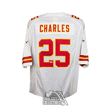 new styles 1c70c 9c180 Jamaal Charles Autographed Signed Kansas City Chiefs ...