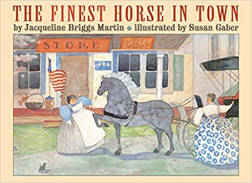Image result for the finest horse in town book image
