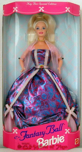 Fantasy Ball Barbie (Barbie Rockstar Costume)
