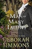 Bargain eBook - A Man of Many Talents