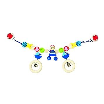 Kleinkindspielzeug Kinderwagenkette Pirat HEIMESS