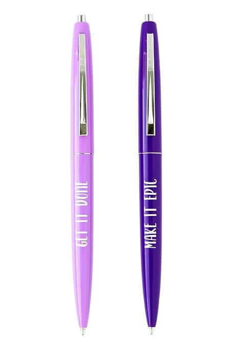 Inspirational Ballpoint Pens For Women, Great Office Gifts For Boss, Cute  School Office Supplies