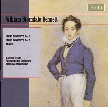 Bennett: Piano Concerti 2 & 5