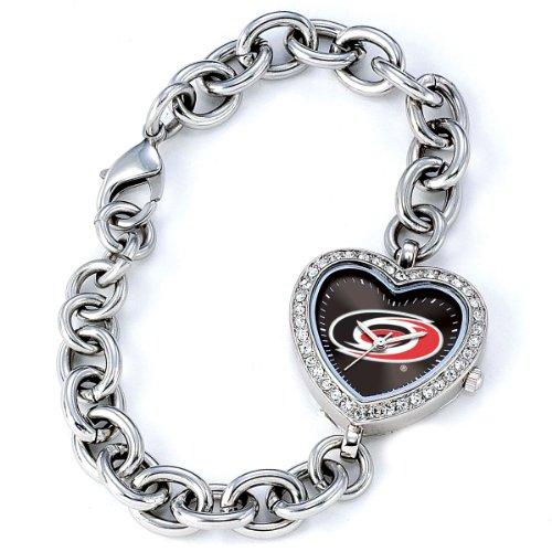 Game Time Women's NHL-HEA-CAR Carolina Hurricanes Heart Series -