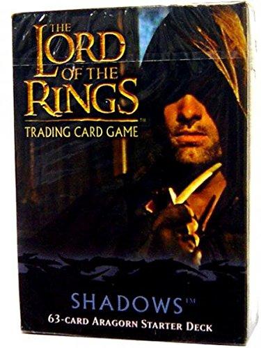 Herr der Ringe Ringe Ringe - Shadows, Starter Aragorn (englisch) e43c12