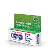 Benadryl Original Strength Anti-Itch Relief Cream