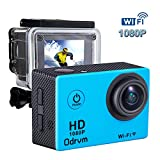 WIFI Underwater Camera HD 1080P 12mp Sports Action Cameras...