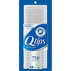Q-tips Cotton Swabs 750 ct