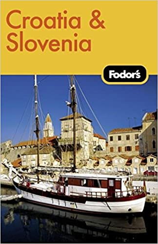 21st Edition Fodors Eastern /& Central Europe