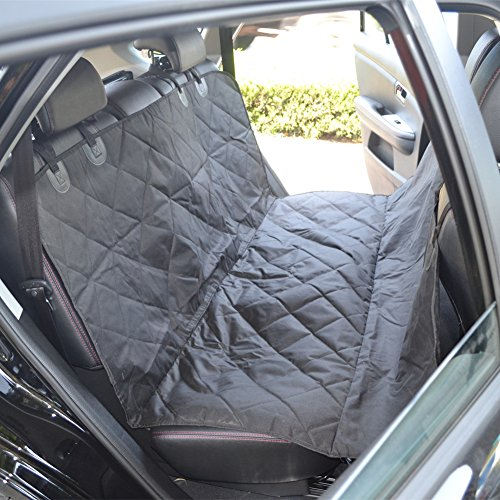 Mixmart Waterproof Dog Pet Seat Cover For Cars