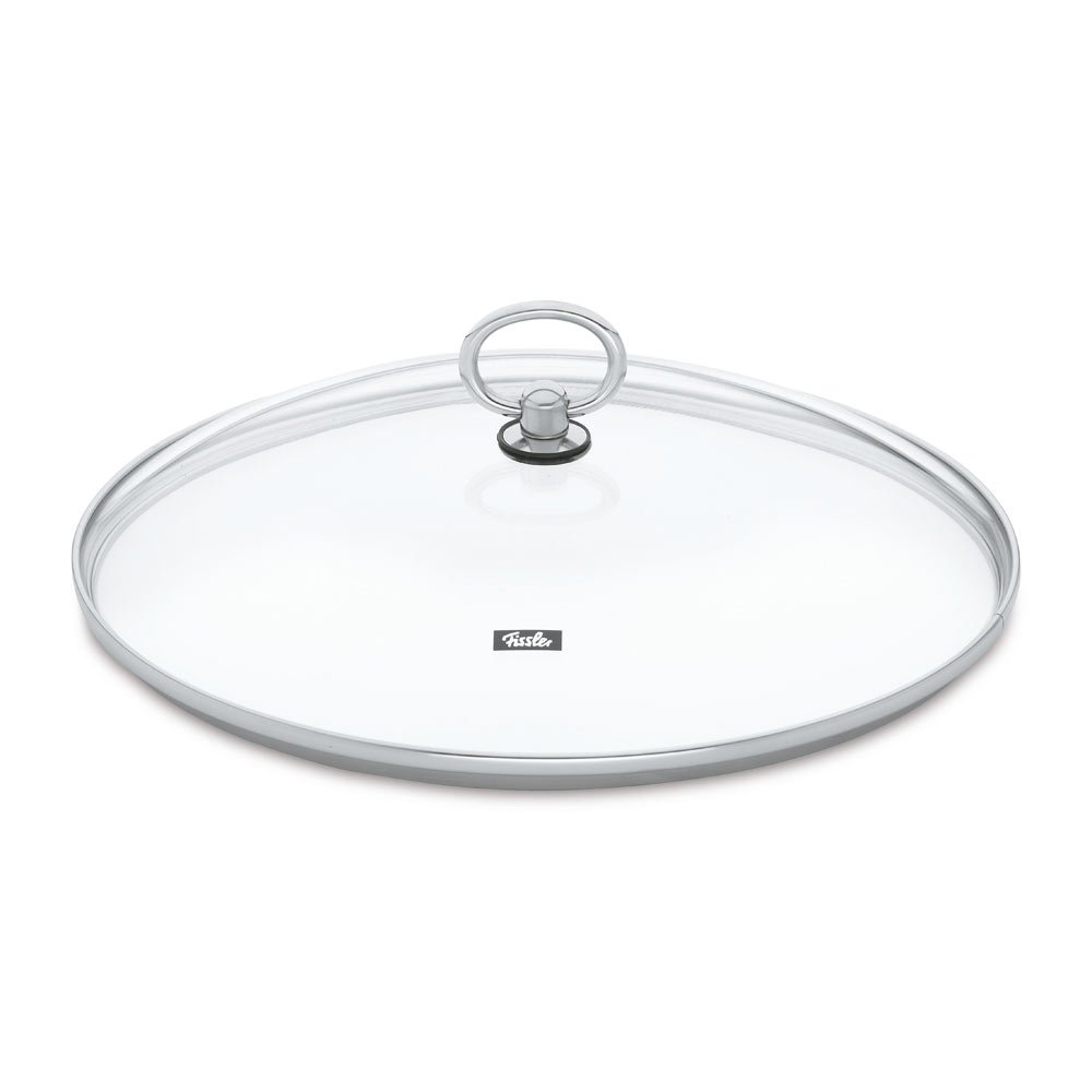 Fissler C+S Royal Glass Lid for Cooking Pot, Lid, Replacement, Accessories, Glass, Ø 20 cm, 3711820600