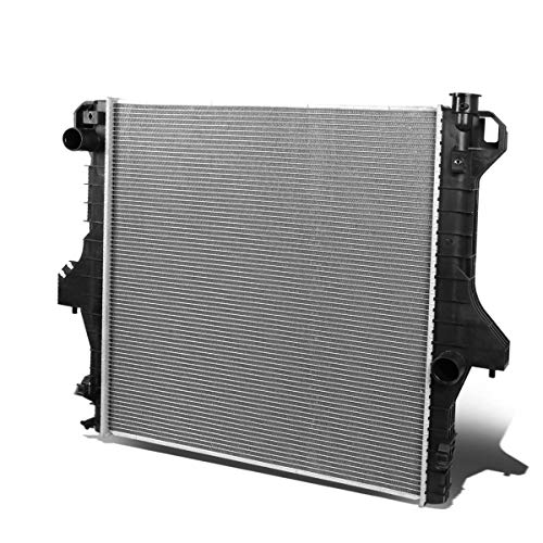 - 2711 Factory Style Aluminum Cooling Radiator for 03-10 Dodge Ram Truck 2500/3500/4500/5500 5.9L/6.7L