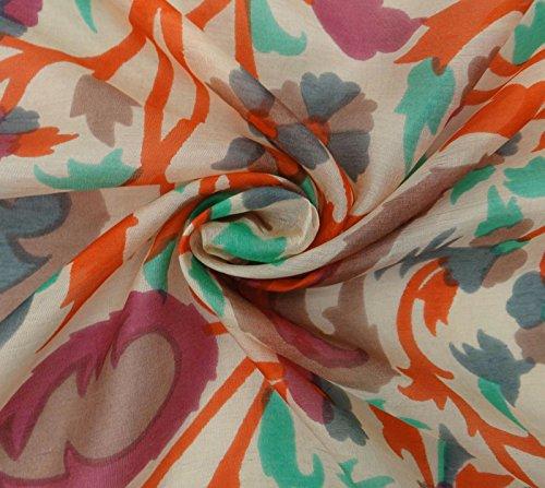 Soie Beige Et Orange X Aboutyou 20