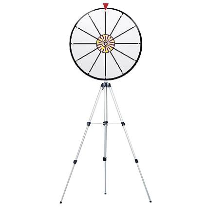 dry erase prize wheel tripod