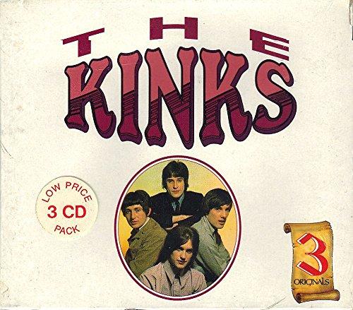 3 Originals; Kinda Kinks; Percy; Something Else