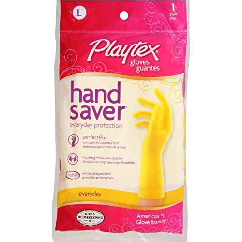 Playtex Handsaver Gloves, Large