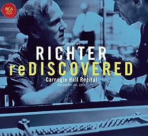 Richter Rediscovered: Carnegie Hall Recital 1960