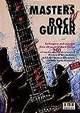 Masters of Rock Guitar (Book/CD Set)
