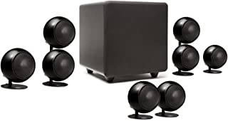 product image for Orb Audio 5.1 People's Choice Home Theater Speaker System in Metallic Black