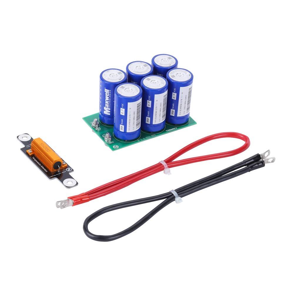 Amazon com: Maxwell 16V 58F 6×350F Farad Capacitor Module