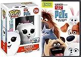 Dog Gidget Pop Animated Movie Secret Life of Pets Family DVD & Exclusive figure pack