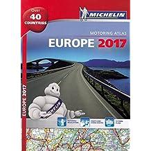 Michelin Europe 2017 Atlas 2017
