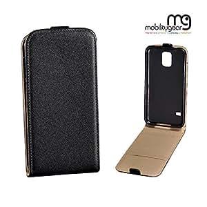 Mobility Gear MG-CASE-KF4HT30B - Funda slim flexible para HTC Desire 300, color negro