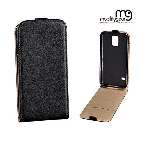 Mobility Gear KF4 Etui flip pour iPhone 6 Noir