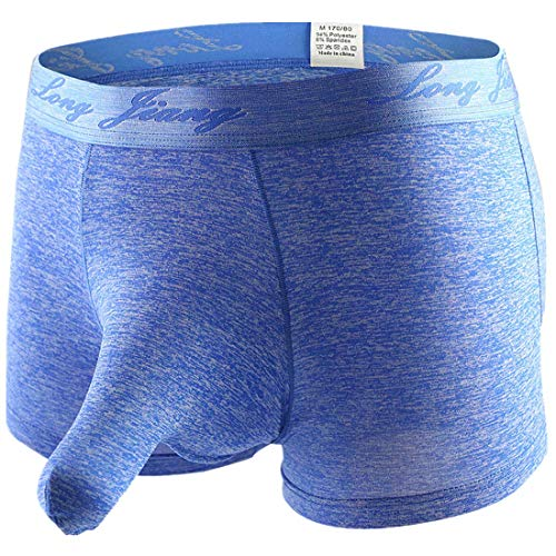 Urban Jacket Traveler (vermers Mens Underpants Mens Soft Briefs Comfy Knickers Shorts Sexy Underwear(M, z-aBlue))