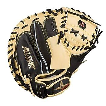 Image of All-Star - Pro Elite CM3000SBT Baseball Catcher's Mitt - 33.5' Catcher's Mitts