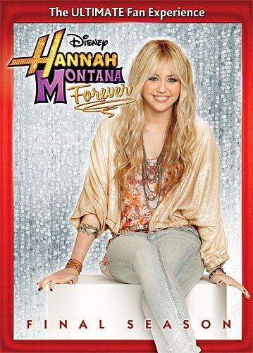 DVD : Hannah Montana Forever: Final Season (With Book, , Dubbed, Dolby, Widescreen)