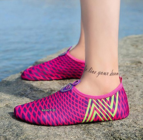Sports And Shoes Help Men Stickers Barefoot Light Aqua Yoga Barefoot 41 Women Shoes Soft Womens D Color 2018 Ultra Water Beach Size Mens New Swimming Shoes Low Skin E TU87RqP
