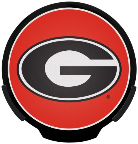 Ncaa Georgia Bulldogs Led Power Decal