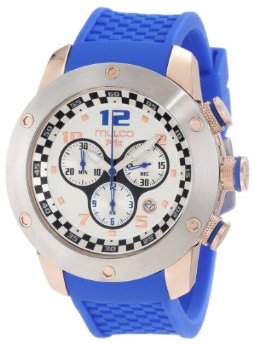 Mulco Unisex MW2-6313-041 Prix Chronograph Swiss Movement Watch