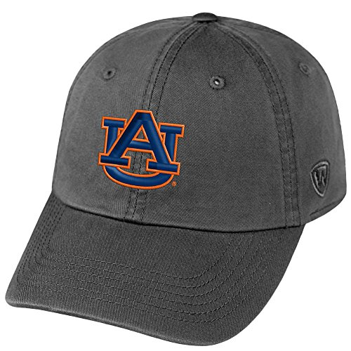 Auburn Tigers Hat Icon Charcoal