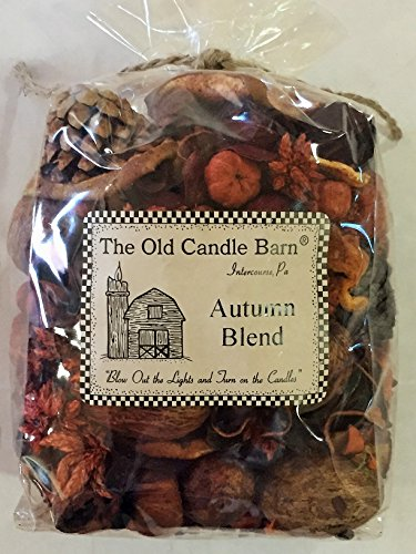 Autumn Blend 4 Cup Bag - Perfect Fall Decoration or Bowl Filler - Beautiful Autumn Scent