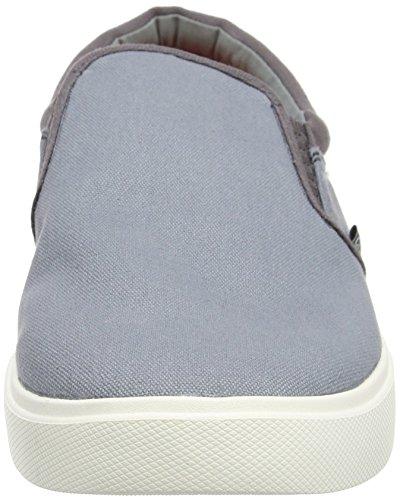 Sneaker Slip-on Da Uomo Crocs Mens Fumé Piatto / Bianco