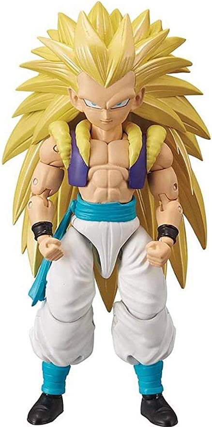 Dragon Ball Super Dragon Stars Super Saiyan 3 Gotenks Figure Series 12
