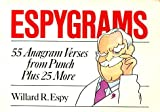 Espygrams: 55 Anagram Verses