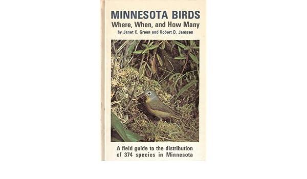 minnesota birds green janet c