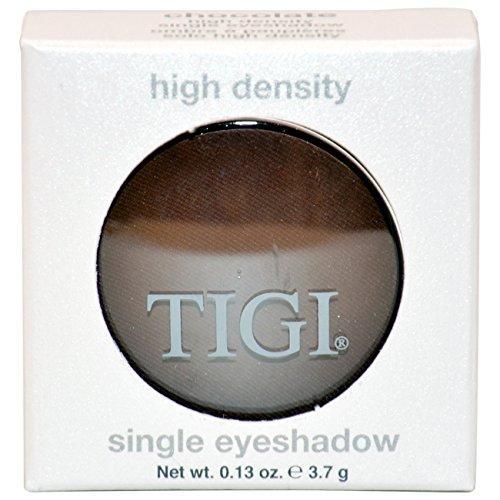 Tigi High Density Single Eyeshadow, Chocolate, 0.13 Ounce ()