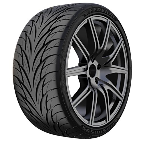 Federal SS-595 Performance Radial Tire - 225/35R18 83W by Federal