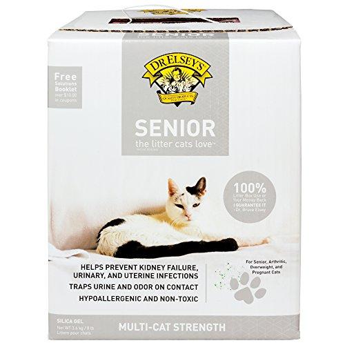 时尚产品 . Elsey' Precious Cat Senior Litter,